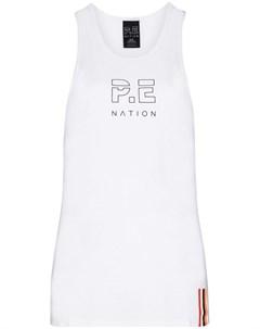 Топ Endurance с логотипом P.e nation