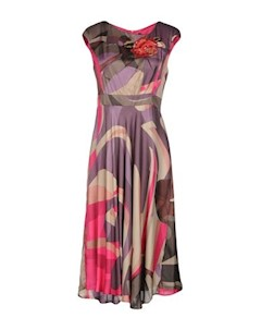 Платье миди Manila grace