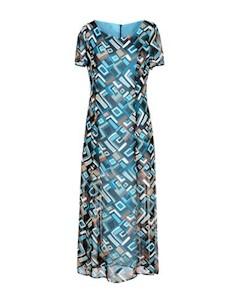 Длинное платье Mariella burani