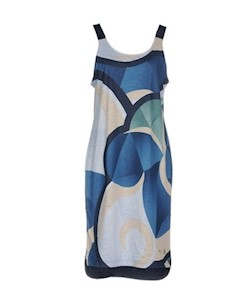 Платье до колена Puma x careaux