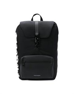 Текстильный рюкзак Alexander mcqueen