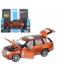 Машинка Range Rover Автопанорама
