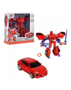 Машинка робот трансформер JB400918 Ziyu toys