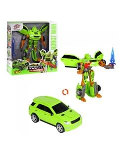 Машинка робот трансформер JB400920 Ziyu toys
