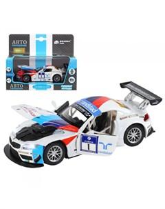 Машинка BMW Z4 GT3 Автопанорама