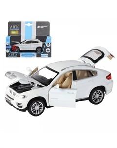 Машинка BMW X6 Автопанорама