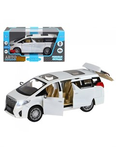 Машинка Alphard Автопанорама