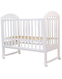 Детская кроватка Дарина 2 качалка Топотушки