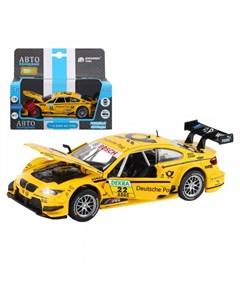 Машинка BMW M3 DTM Автопанорама