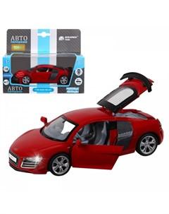 Машинка Audi R8 GT Автопанорама