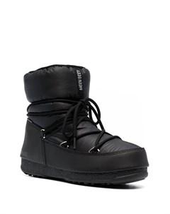 Ботинки на шнуровке Moon boot