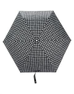 Зонт с прозрачной ручкой 10 corso como