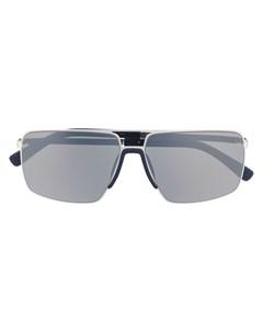 Солнцезащитные очки Lotus в квадратной оправе Mykita