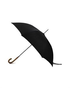 Зонт с вышитым логотипом Paul smith