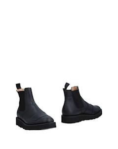 Полусапоги и высокие ботинки Ymc you must create