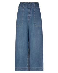 Джинсовые брюки Paola prata
