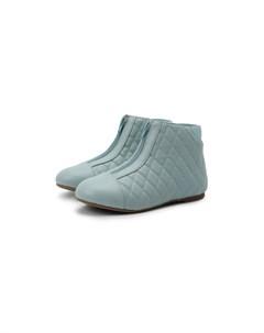 Кожаные ботинки Age of innocence