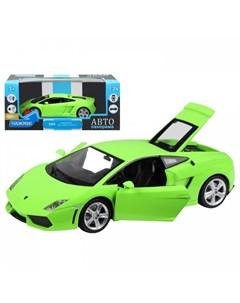 Машинка Lamborghini Gallardo LP560 4 Автопанорама