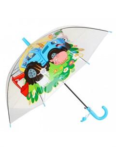 Зонт 82 см JB0207085 Синий трактор