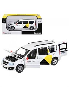 Машинка Lada Largus Яндекс Такси Джамбо