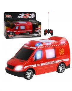 Машинка Пожарная на радиоуправлении Autodrive