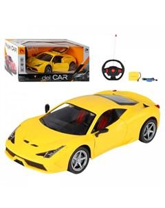 Машина гоночная радиоуправляемая 5 каналов Xiang hui toys