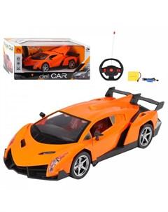 Машина гоночная радиоуправляемая 5 каналов JB116802 Xiang hui toys