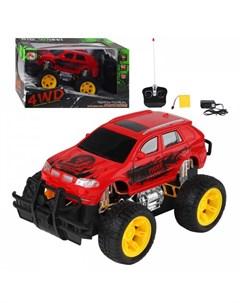 Машина монстр трак радиоуправляемая 4 канала JB116801 Xiang hui toys