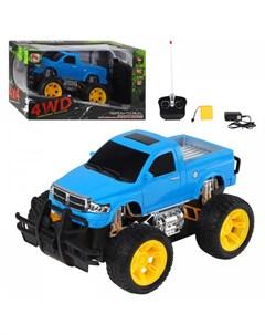 Машина монстр трак радиоуправляемая 4 канала JB116802 Xiang hui toys