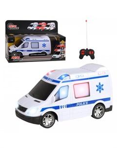 Машинка Полиция на радиоуправлении Autodrive