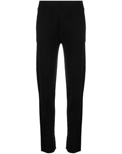 Трикотажные брюки Milano с разрезом сбоку Sminfinity