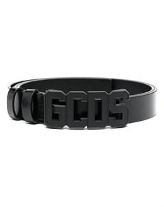 Ремень с логотипом Gcds