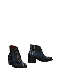 Полусапоги и высокие ботинки Ink
