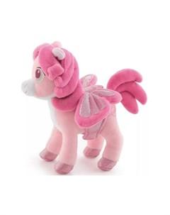 Мягкая игрушка Розовый мини пегас Селене 14 см Trudi