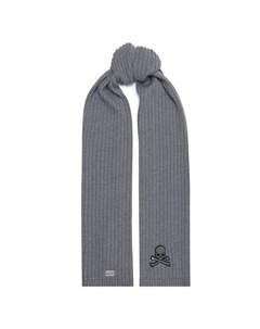 Шерстяной шарф Philipp plein