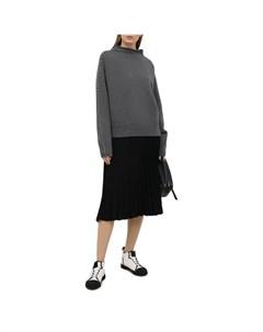 Плиссированная юбка Mm6