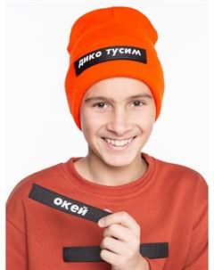101096_OAB Шапка для мальчика Orby