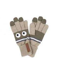 Перчатки Simon хаки Kerry
