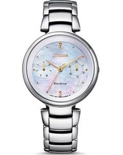 Японские наручные женские часы Citizen