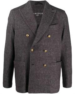 Двубортный пиджак Circolo 1901