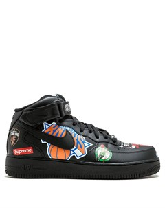 Хайтопы x Supreme Air Force 1 Mid 07 Nike