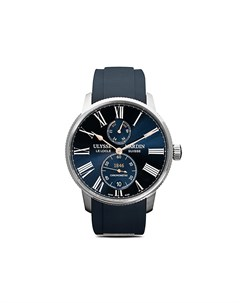 Наручные часы Marine Torpilleur Farfetch Exclusive 42 мм Ulysse nardin