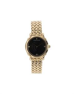 Аналоговые наручные часы 34 мм Versace