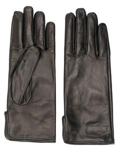 Однотонные перчатки Msgm