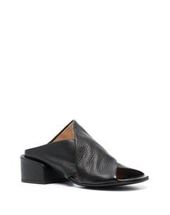 Туфли с открытой пяткой Marsèll
