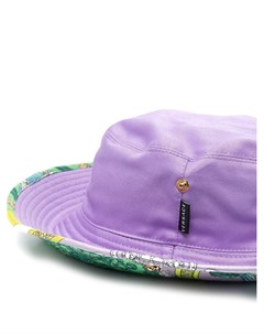 Шляпа с подвернутыми полями Versace