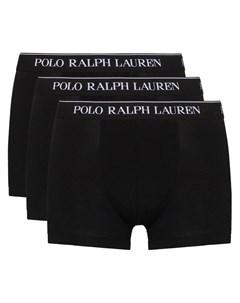 Комплект из трех боксеров с логотипом Polo ralph lauren