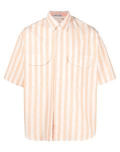 Полосатая рубашка оверсайз Levi's: made & crafted