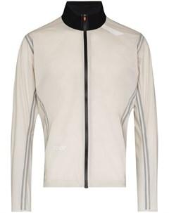 Куртка на молнии с контрастными полосками Soar