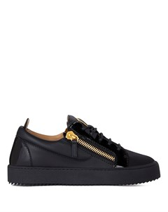 Кроссовки на шнуровке Giuseppe zanotti